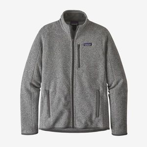 PATAGONIA ZIP UP SWEATER STONEWASH LIKE NEW SZ M